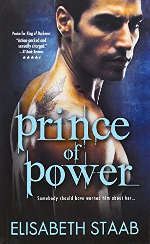 Prince of Power (Chronicles of Yavn): Staab, Elisabeth