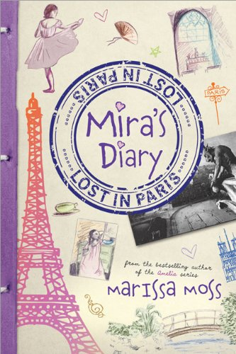 9781402266065: Mira's Diary: Lost in Paris