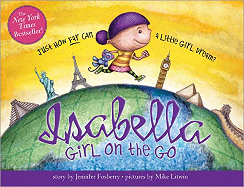 Isabella: Girl on the Go: Fosberry, Jennifer