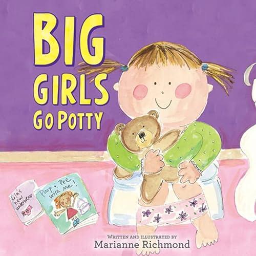 9781402266621: Big Girls Go Potty