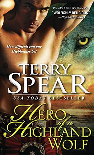 9781402266867: Hero of a Highland Wolf (Heart of the Wolf)
