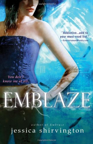 9781402268465: Emblaze (Embrace)