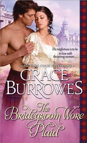 9781402268663: The Bridegroom Wore Plaid (MacGregor)