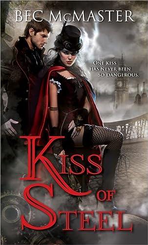 9781402270277: Kiss of Steel (London Steampunk)