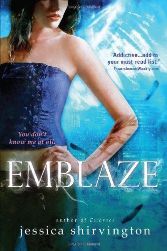 9781402271311: Emblaze (Embrace)