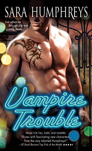 Vampire Trouble (Dead in the City): Sara Humphreys