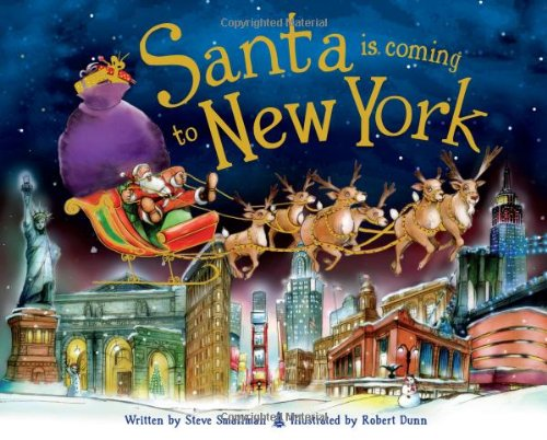 9781402275036: Santa Is Coming to New York