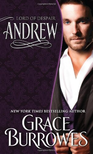 9781402278662: Andrew: Lord of Despair (The Lonely Lords)