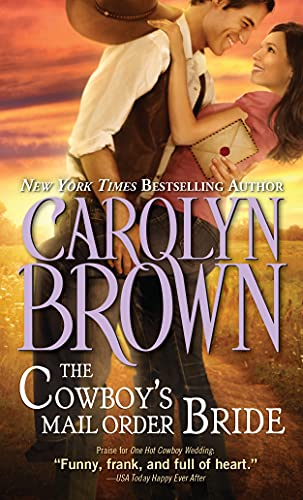9781402280528: The Cowboy's Mail Order Bride (Cowboys & Brides)