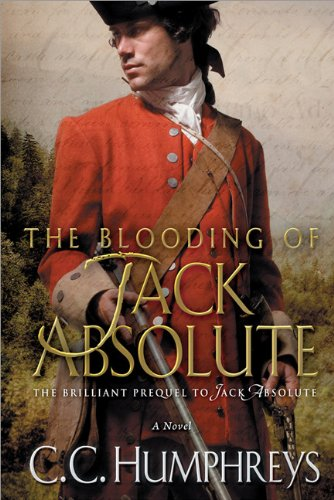 9781402282249: The Blooding of Jack Absolute: A Novel