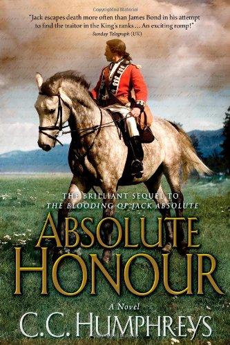 9781402282270: Absolute Honour: A Novel (Jack Absolute)