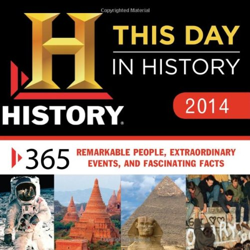 9781402283468: 2014 History: This Day in History boxed calendar
