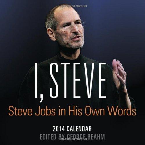 9781402283499: 2014 I, Steve boxed calendar