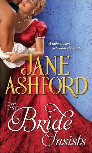The Bride Insists: Ashford, Jane