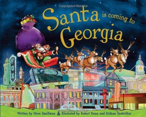 9781402287947: Santa Is Coming to Georgia