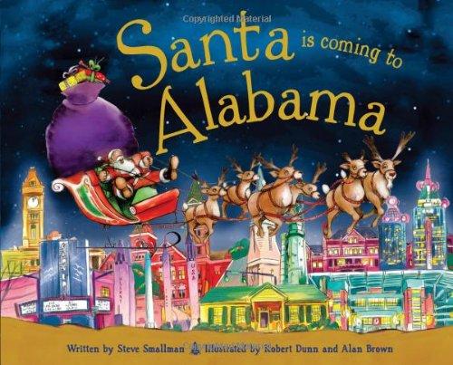 9781402288210: Santa Is Coming to Alabama