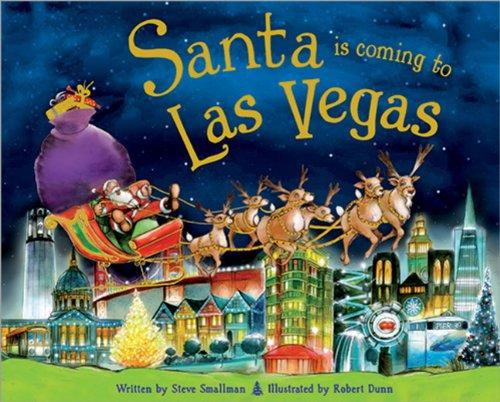 9781402288364: Santa Is Coming to Las Vegas