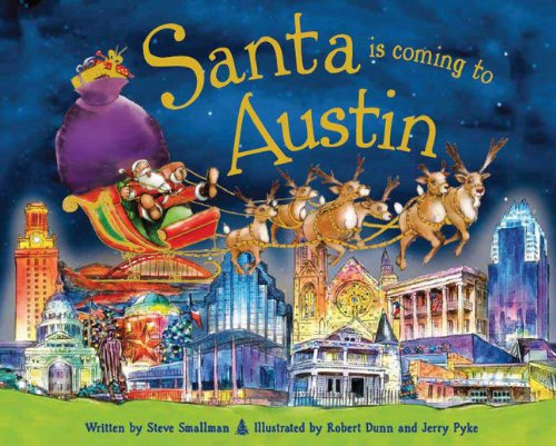 9781402289736: Santa Is Coming to Austin