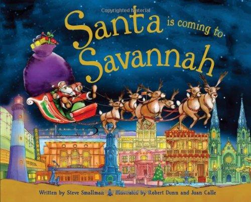 9781402289798: Santa Is Coming to Savannah