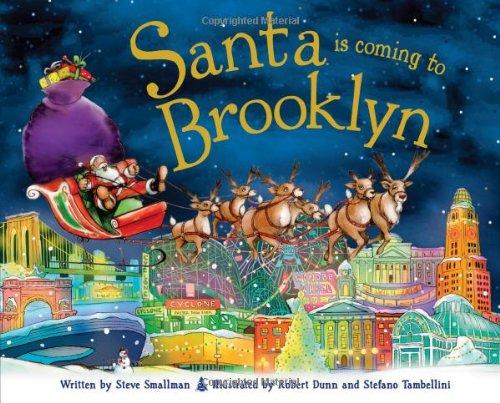 Santa Is Coming to Brooklyn: Smallman, Steve