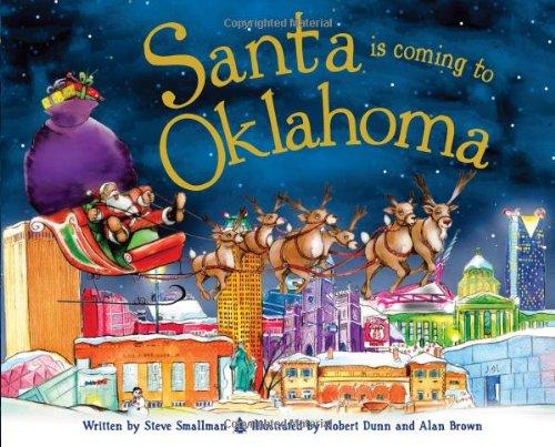 9781402290121: Santa Is Coming to Oklahoma