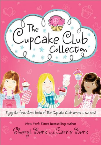 9781402291395: Cupcake Club Box Set: Books 1-3 (The Cupcake Club)