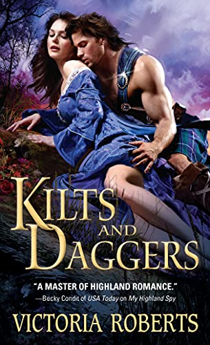 Kilts and Daggers (Highland Spies): Roberts, Victoria
