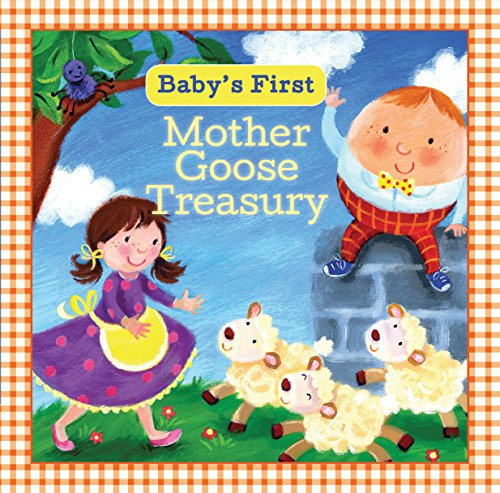 Baby's First Mother Goose Treasury: Sourcebooks Inc