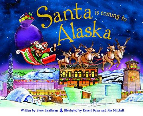9781402295171: Santa Is Coming to Alaska
