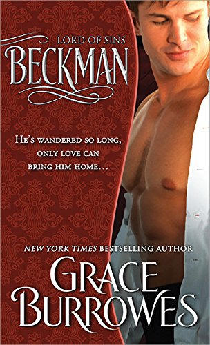9781402296017: Beckman: Lord of Sins (The Lonely Lords)