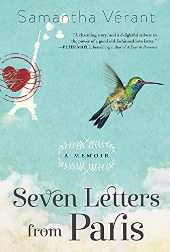 9781402297229: Seven Letters from Paris: A Memoir