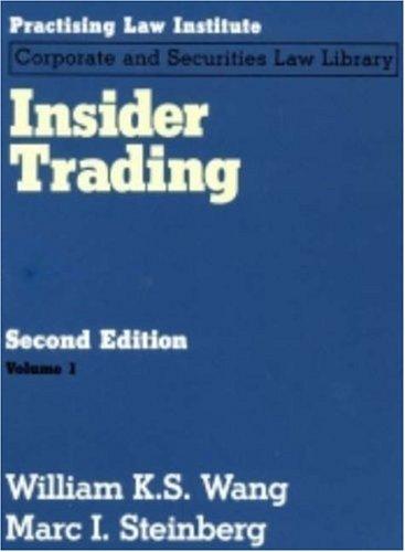 9781402406867: Insider Trading