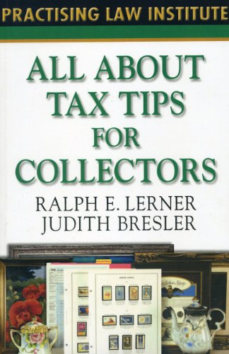 9781402410710: All About Tax Tips for Collectors