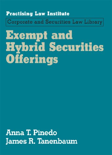 9781402412257: Exempt and Hybrid Securities Offerings (2 Volume Set)