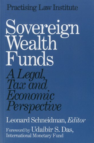 9781402414817: Sovereign Wealth Funds: A Legal, Tax and Economic Perspective