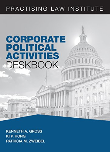 9781402417689: Corporate Political Activities Deskbook