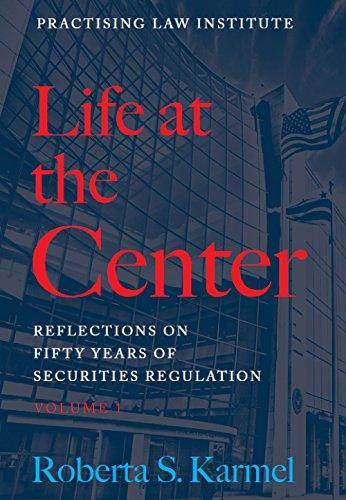 Life at the Center: Karmel, Roberta S.