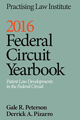 9781402424960: 2015 Federal Circuit Yearbook: Patent Law Developments in the Federal Circuit