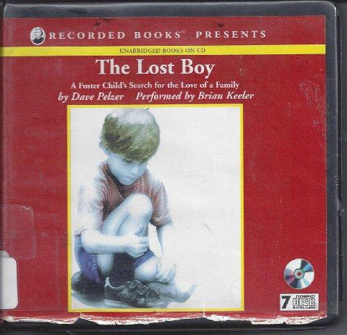 9781402514968: The Lost Boy: A Foster Child's Search for the Love of a Family