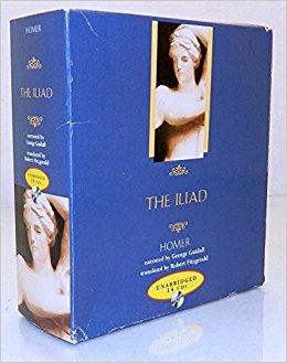 9781402516603: The Iliad, (Unabridged, 9 audio casettes)