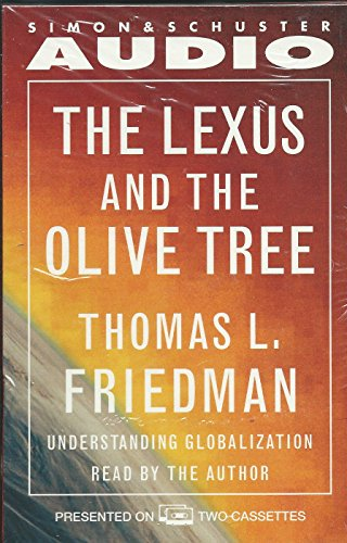 9781402517273: Lexus and the Olive Tree : Understanding Globalization