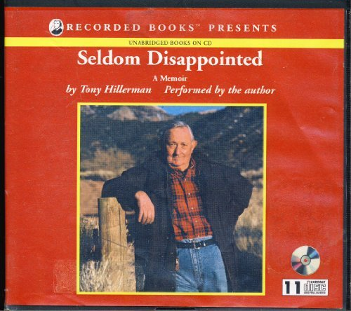 Seldom Disappointed: Tony Hillerman