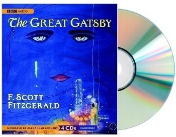 9781402523076: The Great Gatsby [UNABRIDGED CD] (Audiobook)