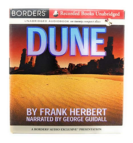9781402523809: Dune (Dune by Frank Herbert, Narrated by George Guidall)