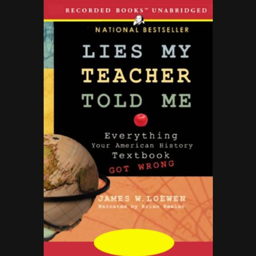 9781402528804: Lies My Teacher Told Me