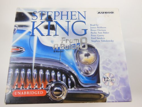 9781402529757: From a Buick 8 (AUDIOBOOK) (CD)