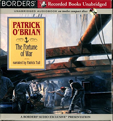 The Fortune of War Audio Cd Rom (1402540949) by Patrick, O'Brian
