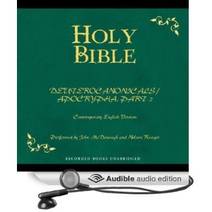 9781402547355: Deuterocanonicals/Apocrypha Part 2 (Contemporary English Version, The Holy Bible - Volume 19)