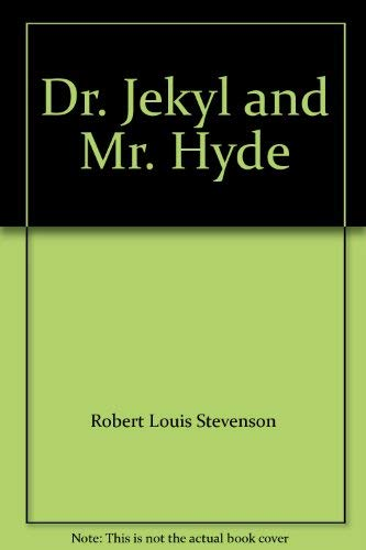 9781402549410: Dr. Jekyl and Mr. Hyde