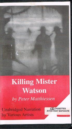 Killing Mister Watson (1402558449) by Peter Matthiessen